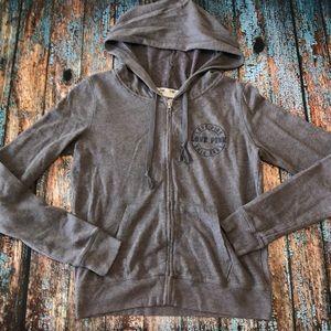 Women's zip up hoodie
